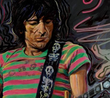 Ronnie Wood.